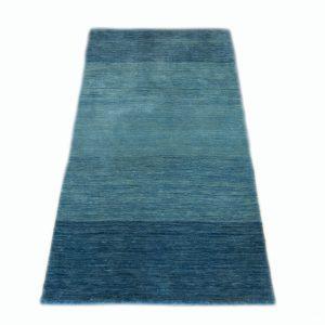 Teppich-Blau mit Verlauf